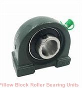 1.375 Inch | 34.925 Millimeter x 2.625 Inch | 66.675 Millimeter x 1.875 Inch | 47.63 Millimeter  Dodge SEP2B-IP-106R Pillow Block Roller Bearing Units