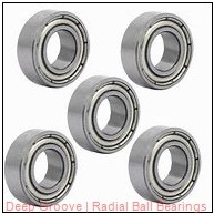 70 mm x 125 mm x 24 mm  FAG 6214 Radial & Deep Groove Ball Bearings