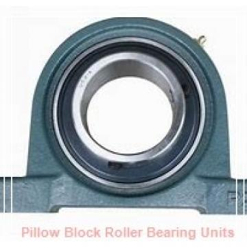2.688 Inch | 68.275 Millimeter x 3.5 Inch | 88.9 Millimeter x 3.125 Inch | 79.38 Millimeter  Dodge SEP4B-IP-211R Pillow Block Roller Bearing Units