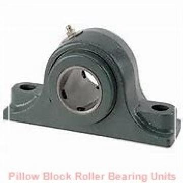 3.1875 in x 10-3/4 to 11-1/4 in x 5.95 in  Dodge P2B518SFXT303TT Pillow Block Roller Bearing Units