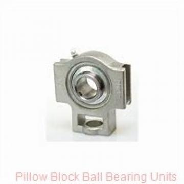 Hub City TPB250CTWX1-1/4 Pillow Block Ball Bearing Units