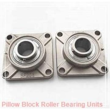 2.375 Inch | 60.325 Millimeter x 3.422 Inch | 86.919 Millimeter x 2.75 Inch | 69.85 Millimeter  Dodge P4B-IP-206RE Pillow Block Roller Bearing Units
