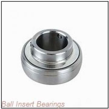 INA GSH40-2RSR-B INSERT 40MM Ball Insert Bearings