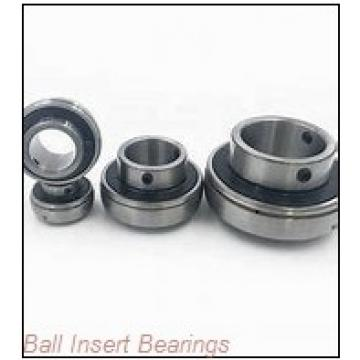 PEER HC207-21 Ball Insert Bearings