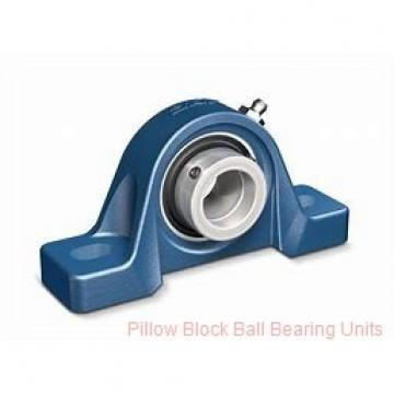 Hub City PB251URX5/8 Pillow Block Ball Bearing Units