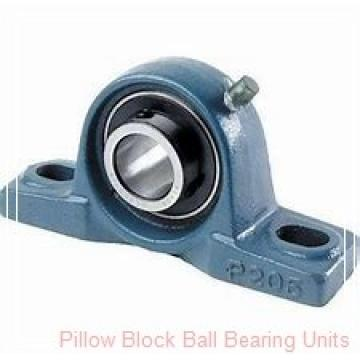 Hub City PB220DRWX1-7/16 Pillow Block Ball Bearing Units