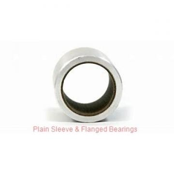 Bunting Bearings, LLC AA618-11 Plain Sleeve & Flanged Bearings