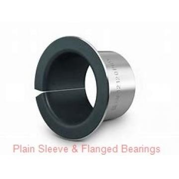 Bunting Bearings, LLC CBM080100120 Plain Sleeve & Flanged Bearings