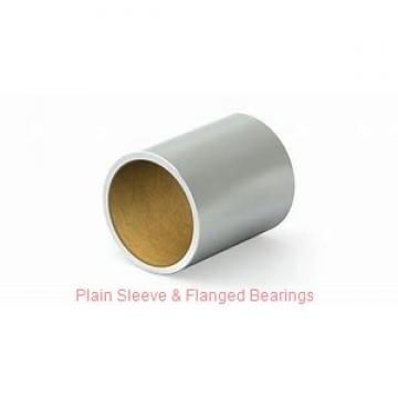 Bunting Bearings, LLC AA105605 Plain Sleeve & Flanged Bearings