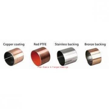 Bunting Bearings, LLC AA180702 Plain Sleeve & Flanged Bearings