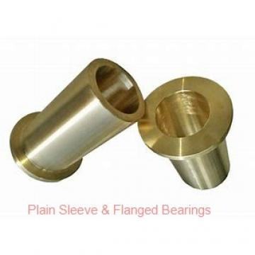 Bunting Bearings, LLC AA033702 Plain Sleeve & Flanged Bearings