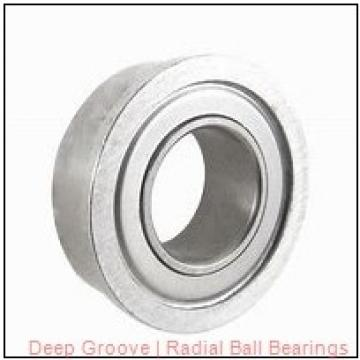 General 22662-88 Radial & Deep Groove Ball Bearings