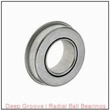 0.6250 in x 1.6250 in x 0.5000 in  Nice Ball Bearings (RBC Bearings) 3028DSTNTG18 Radial & Deep Groove Ball Bearings