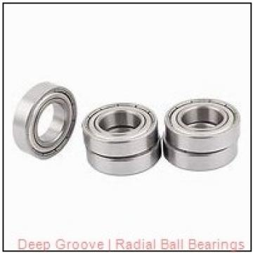 General 8601-88 Radial & Deep Groove Ball Bearings