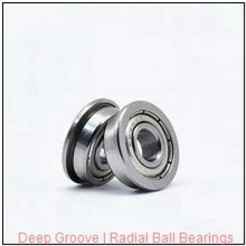 0.3750 in x 1.5000 in x 0.4375 in  Kilian (Altra) F-350-11 Radial & Deep Groove Ball Bearings