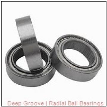 PEER R12 Radial & Deep Groove Ball Bearings