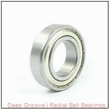20 mm x 52 mm x 15 mm  FAG 6304 Radial & Deep Groove Ball Bearings