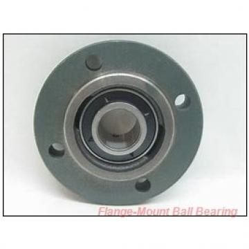 AMI UEF207-22 Flange-Mount Ball Bearing Units