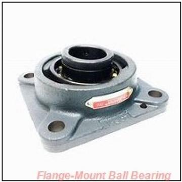 MRC C4F25ZM Flange-Mount Ball Bearing Units