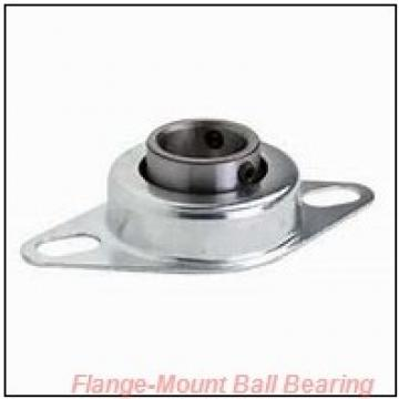 AMI MBLF5W Flange-Mount Ball Bearing Units