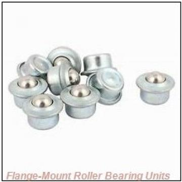 2-1/2 in x 7.2500 in x 12.0000 in  Dodge F4BSD208 Flange-Mount Roller Bearing Units