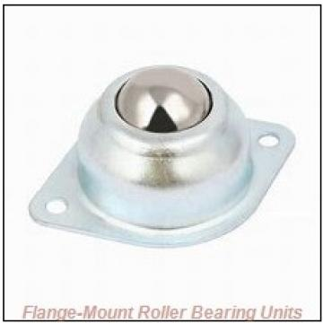 2-1/2 in x 6.0000 in x 8.5600 in  Dodge F4BK208RE Flange-Mount Roller Bearing Units