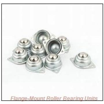 3-1/2 in x 4.0600 in x 8.3400 in  Dodge F4BUN2308E Flange-Mount Roller Bearing Units