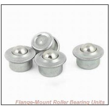 1-1/2 in x 4.7800 in x 6.7500 in  Dodge F4BK108RE Flange-Mount Roller Bearing Units