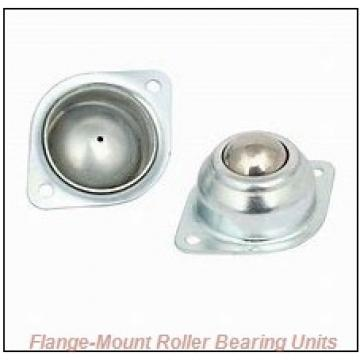 Sealmaster USFB5000AE-203 Flange-Mount Roller Bearing Units