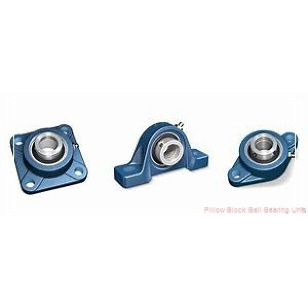 Hub City PB221DRWX1-1/4 Pillow Block Ball Bearing Units #3 image