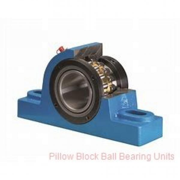 Hub City PB221X1-1/8 Pillow Block Ball Bearing Units #1 image