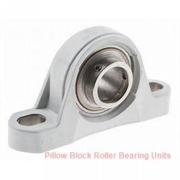 2.7500 in x 7.81 to 8.44 in x 2.45 in  Dodge P2BUN2212 Pillow Block Roller Bearing Units #1 image