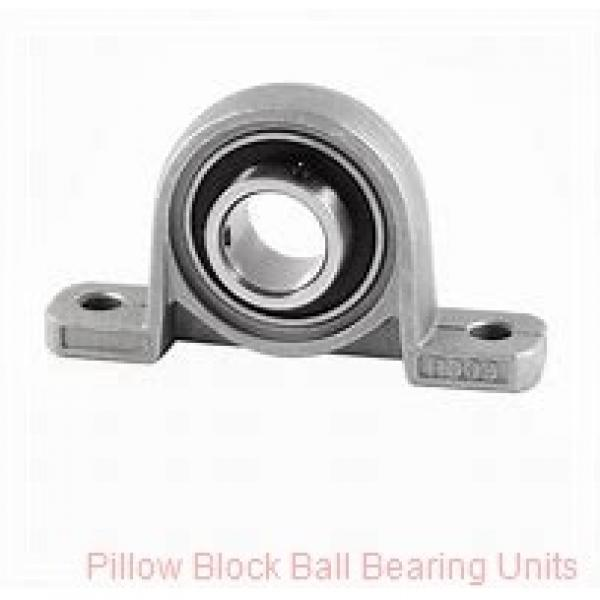 Hub City PB221DRWX1-1/4 Pillow Block Ball Bearing Units #1 image