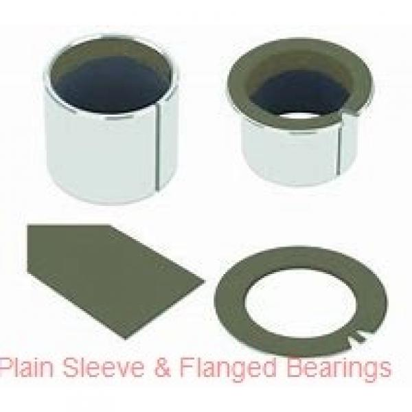 Bunting Bearings, LLC AA094602 Plain Sleeve & Flanged Bearings #1 image