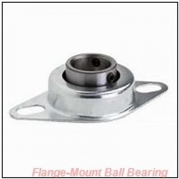 1.1250 in x 3.2500 in x 4.2500 in  Boston Gear (Altra) SF-1-1/8 Flange-Mount Ball Bearing Units #1 image