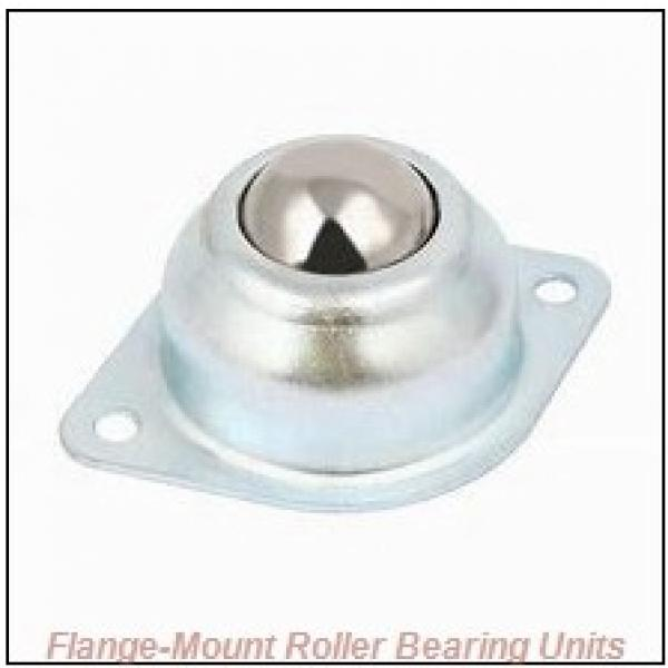 2-1/2 in x 6.0000 in x 8.5600 in  Dodge F4BK208RE Flange-Mount Roller Bearing Units #1 image