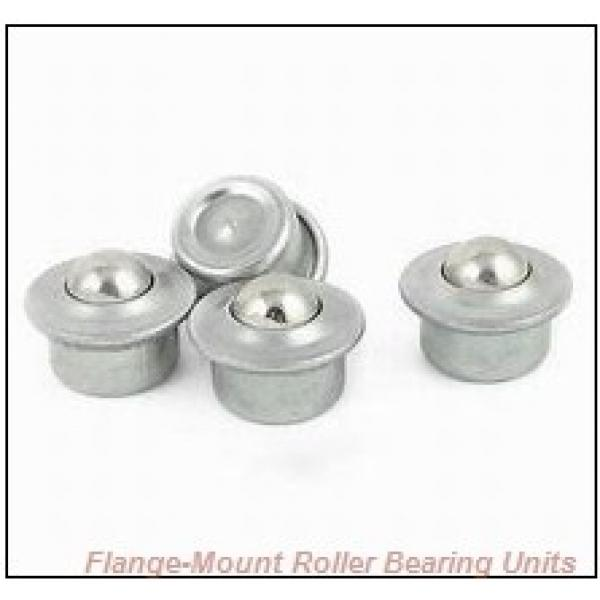 3-1/2 in x 6.7200 in x 8.3400 in  Dodge F4BUN2308 Flange-Mount Roller Bearing Units #1 image
